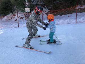 사이드컷 포토갤러리 곤지암 최고경력 스키강습스쿨 사이드컷